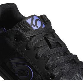 adidas Five Ten Freerider Shoes Dame carbon/core black/purple